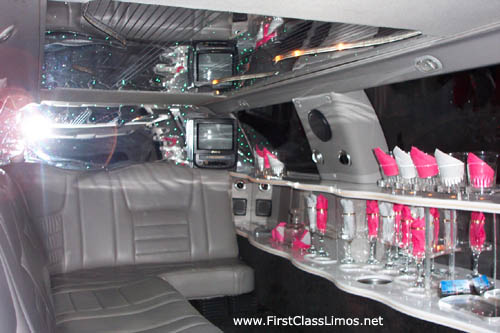 stretch lincoln limousine for sale