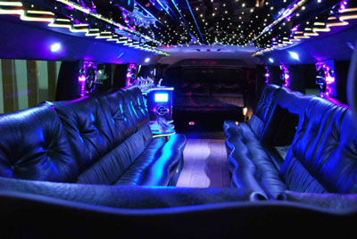 stretch hummer limo sales