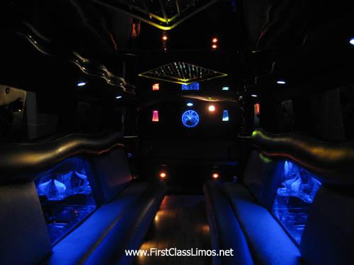 suv limousines