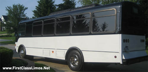 Pittsburgh Limo Bus