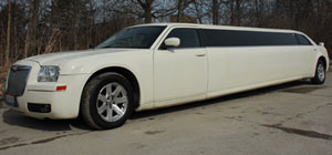 Columbus wedding limo service