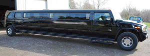 Hummer H2 limos and Escalade limos for sale