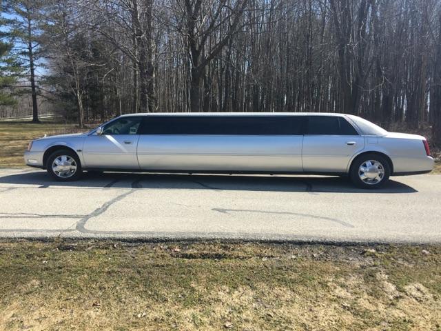 Cadillac Limousine