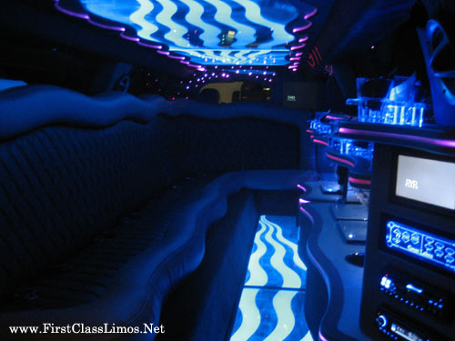 Chrysler 300 Limos
