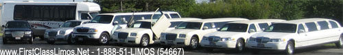 First Class Limos
