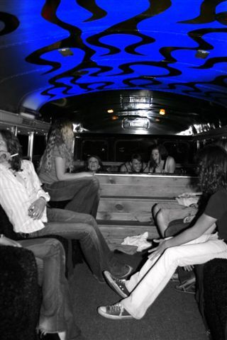 Ohio and PA Limo Bus