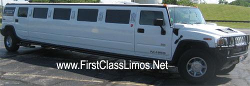 Hummer H2 limos for sale