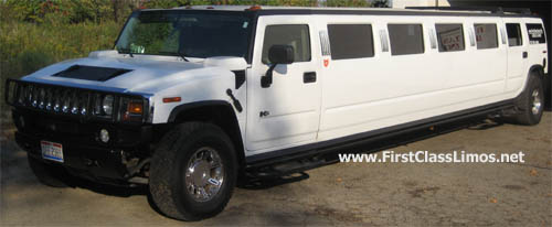 Hummer H2 limo for sale