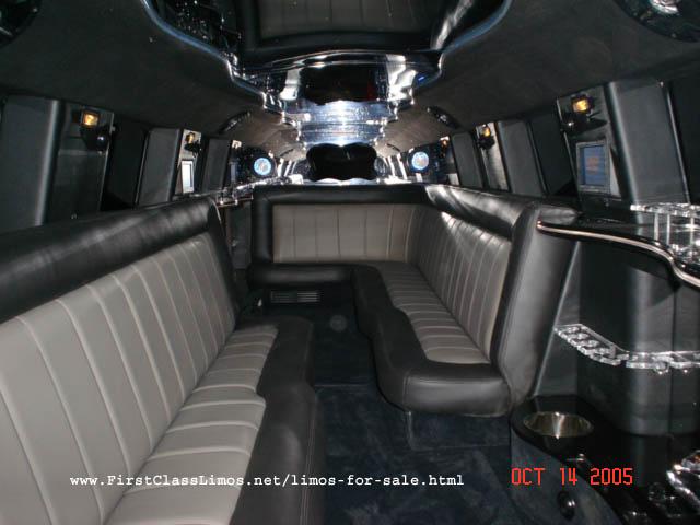 Hummer h3 limousines