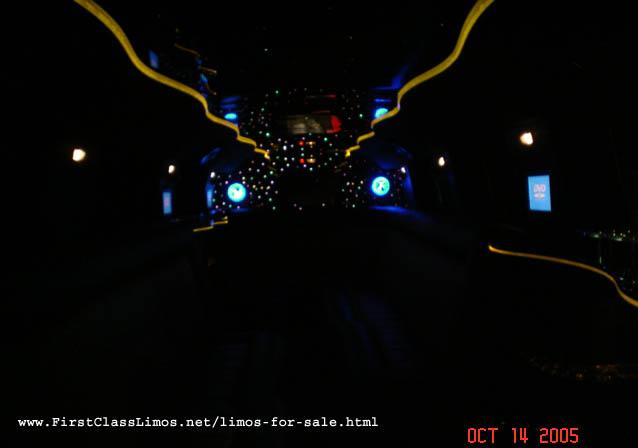 Hummer h3 limos