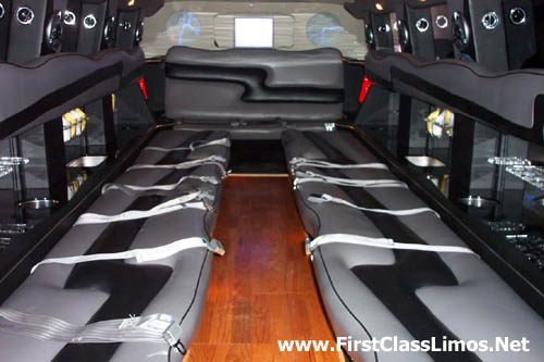 Hummer limousine for sale