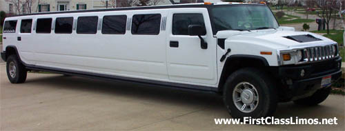 H2 limo for sale