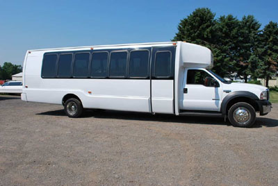 limo bus for sale