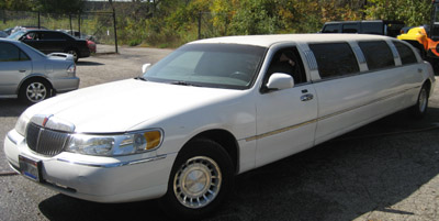2000 Lincoln Towncar Limo For Sale 10 Passenger Used Limo For Sale