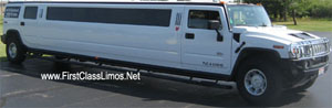 Hummer Limo in Bay Village Ohio